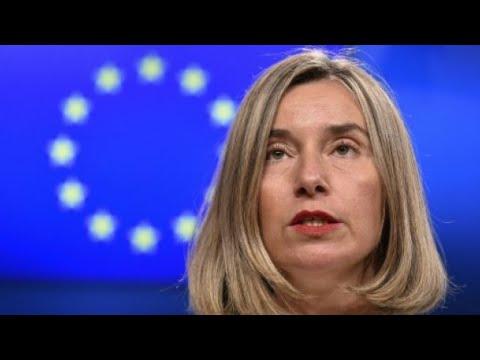 الاتحاد الأوروبي يعتزم إنشاء كيان قانوني للالتفاف على العقوبات الأمريكية على إيران  - نشر قبل 2 ساعة