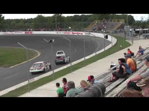 Sunset Speedway Mighty Mini Heat 2 2016 09 10