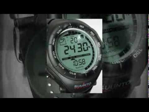 Обзор часов Suunto M5 - YouTube