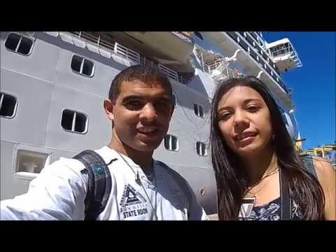 Crucero Costa Pacifica, (Selfiemov)