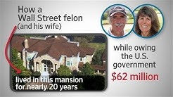 How a Wall Street Felon Stayed in This Mansion