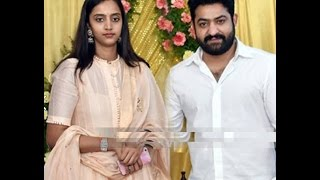 Video Jr NTR With his wife Lakshmi Pranathi Lovely Beautiful video download MP3, 3GP, MP4, WEBM, AVI, FLV Agustus 2018