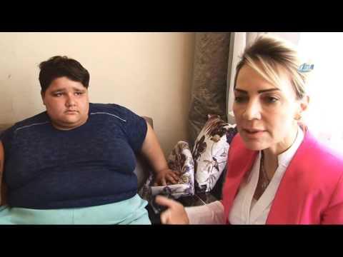 165 Kiloluk Nurettin, Ağlayarak Hastaneye Yatmayı Reddetti