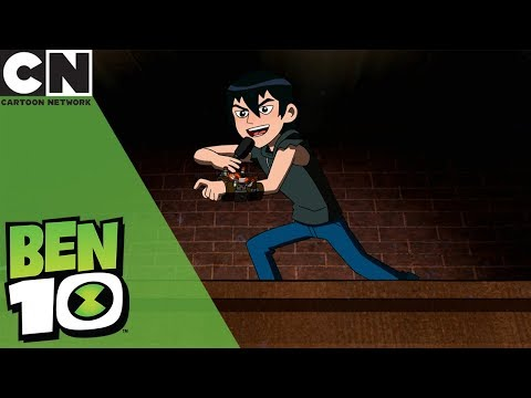 Ben 10 | Rap Battle  | Cartoon Network UK