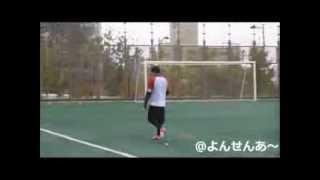 20121027 FC ONE 運動会 サドンデス パフォーマンス.