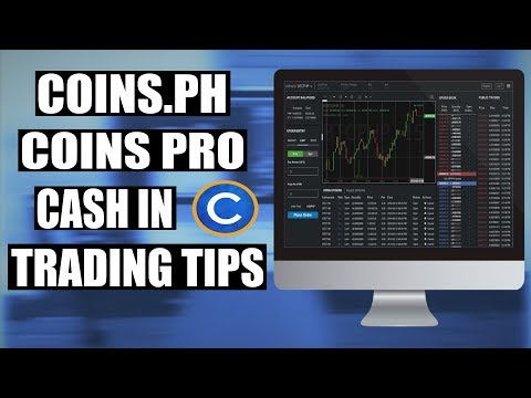 Coins.PH Trading Tips Sa Bitcoin XRP Coins Pro How To Cash In