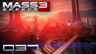 MASS EFFECT 3 [037] [Die brennende Stadt der Asari] [Deutsch German] thumbnail
