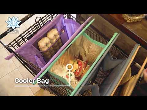 Trolley Bags instructional how-to use your Lotus Trolley Bags