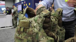 New innovative tactical gear at AUSA