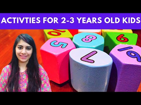 Indoor Activities For 2-4 Year Kids | Indoor Play Ideas | How To Engage Kids At Home | Toys For Kids