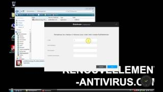Installation de Bitdefender sous Windows Vista