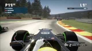 F1 Spa 2013: Belgium Grand Prix Preview