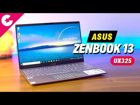 Asus Zenbook 13 UX325 (2020) Unboxing & Review!!