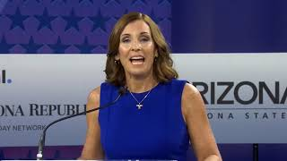 McSally and Sinema debate for U.S. Senate seat in Arizona: closing statements