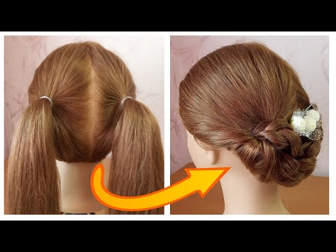 Coiffure Express pour tous les jours et pour les fêtes | Hairstyles Tricks and Hacks thumbnail