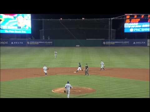 Israel V South Africa (7-3) - Baseball Highlights - World Baseball Classic [19/09/12]