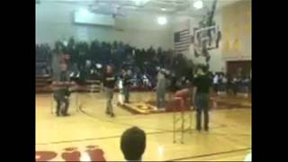 david cohn amfam national hs slam dunk 3 pt championships
