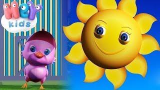 Sol Solecito Luna Lunera - Canciones Infantiles   HeyKids