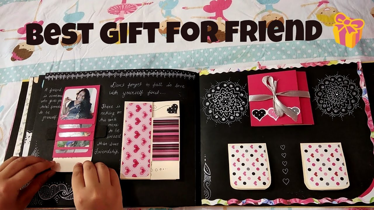 Best Gift For Best Friend Craft Ideas Youtube