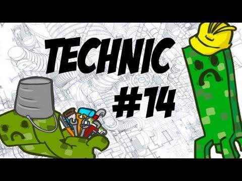 Tekkit - Episode 14 - The Sorting Room