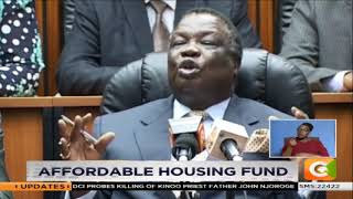 Affordable housing fund