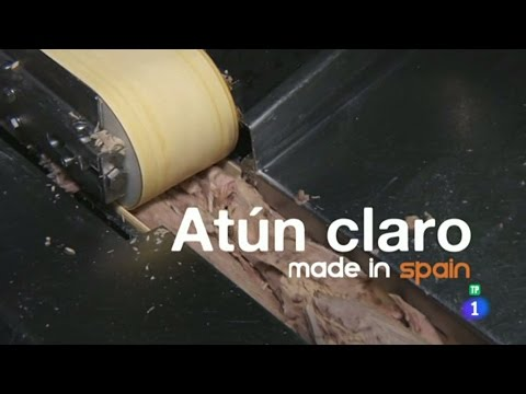 02-Fabricando Made in Spain - Atún claro en aceite
