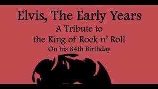 Elvis's 84th Birthday Celebration @ Ambrose West 1-8-2019