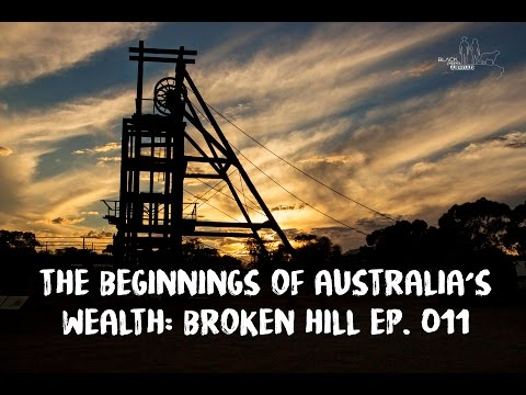 The Beginning of Australia's Wealth: Broken Hill - Black Pepper Abroad Ep. 011