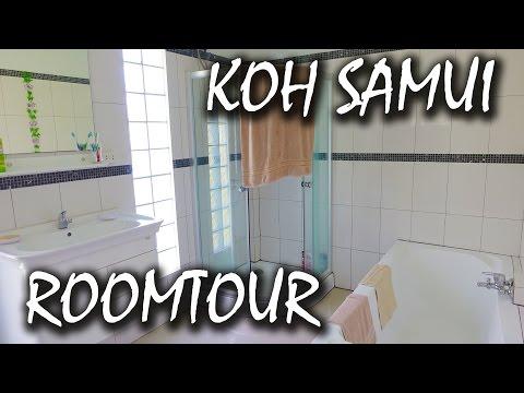 Leben in Thailand auf Koh Samui – Thailand Roomtour | VLOG #9