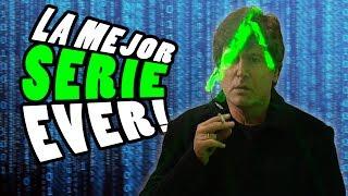 El Hacker, la mejor serie del mundo mundial galáctico