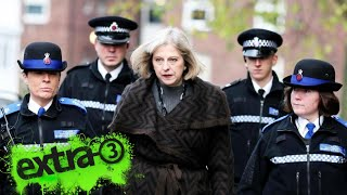 Song: Theresa May, die Griff-ins-Klo-Frau | extra 3 | NDR