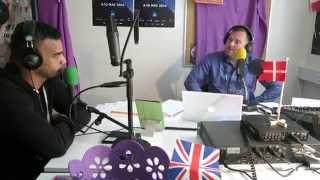 Élő BBC Radio interjú + először szól brit rádióban a magyar dal!