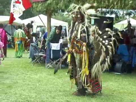 Pow Wow - Mississaugas of Scugog Island First Nation - Port Perry