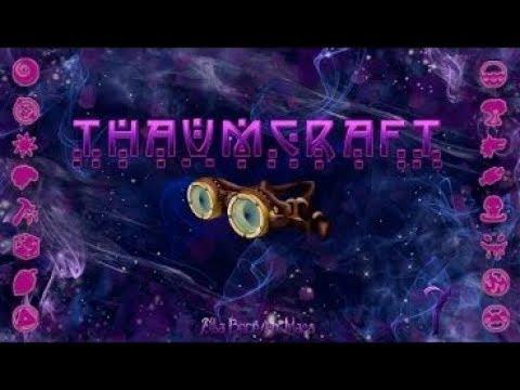 Подробный обзор Thaumcraft 4 2 #4   Тауматургия