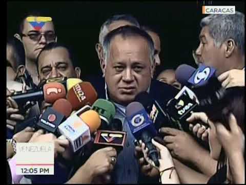 Diosdado Cabello pide allanar inmunidad de Germán Ferrrer, esposo de Luisa Ortega Díaz