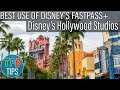 Best Use of Disney's FastPass+ at Disney's Hollywood Studios