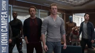 Avengers Endgame Drops Final Trailer With Tickets - The John Campea Show