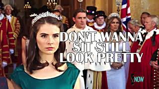 Wilhelmina Moreno - The Royals || Sit still look pretty