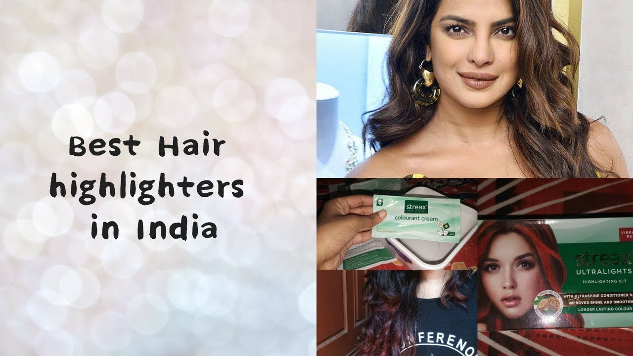 Best Hair Highlighters In Indiabest Hair Highlighters In India With
