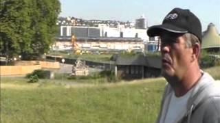 Parkschützer Felix im Hungerstreik gegen Stuttgart 21