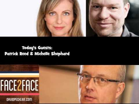 Face 2 Face with Patrick Reed & Michelle Shephard (Episode 105)