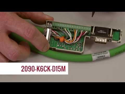 Proper Power and Feedback Cable Wiring at the Kinetic 6500