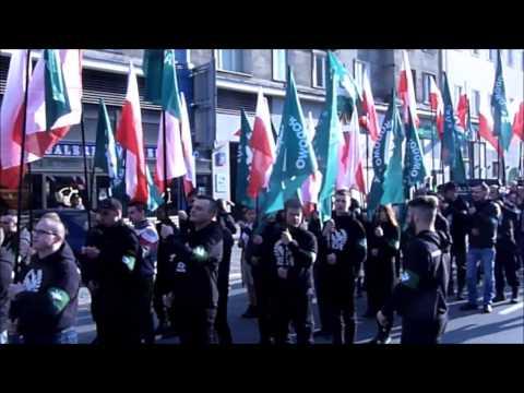 Jak wyglądał marsz ONR 29.04.2017 w Warszawie