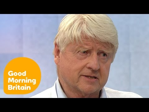 Boris Johnson's Dad Stanley On Brexit And His Son's Prime Minister Prospects | Good Morning Britain