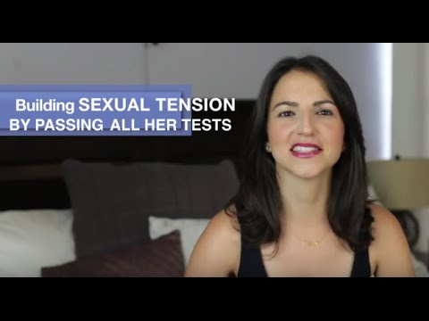 Part 2 What To Say To Build Sexual Tension With A Woman Youtube