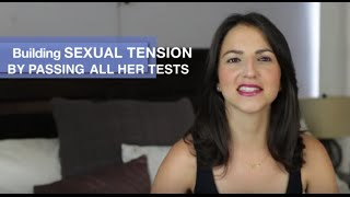 Part 2: What To Say To Build Sexual Tension With A Woman