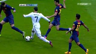 Cristiano Ronaldo was a MONSTER in 2013!