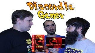 Discordia Gamer Mortal Kombat