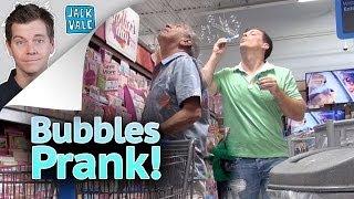 The Bubbles Prank!