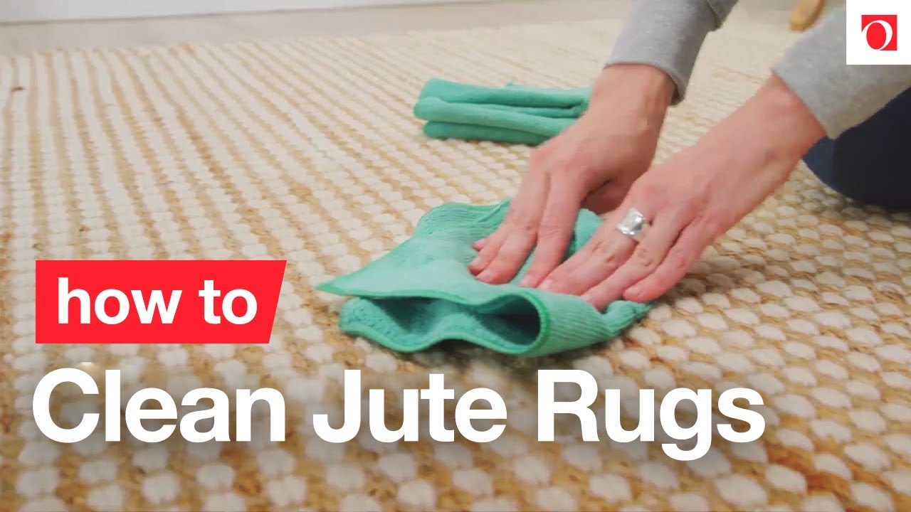How to Clean & Wash Jute Rugs - Overstock.com